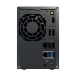 AS5002T arriere 150x150 - ASUSTOR lance 4 nouveaux NAS : AS5002T, AS5102T, AS5004T et AS5104T
