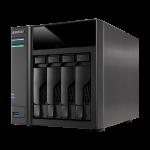 AS5004T biais 150x150 - ASUSTOR lance 4 nouveaux NAS : AS5002T, AS5102T, AS5004T et AS5104T