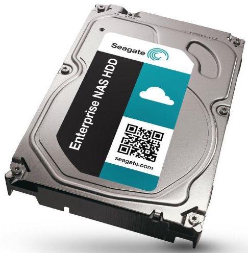 Seagate NAS - Seagate Enterprise NAS, des disques durs pour NAS de 8 à 16 baies