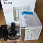 contenu ts 451 150x150 - Test NAS - QNAP TS-451