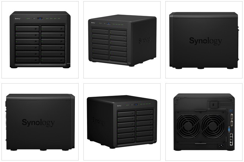 synology DS3615xs - Synology lance 2 NAS professionnels : DS2015xs et DS3615xs