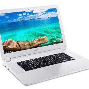 Acer Chromebook 15  293x293 - ACER lance le premier Chromebook 15 pouces