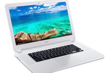 Acer Chromebook 15  370x247 - ACER lance le premier Chromebook 15 pouces
