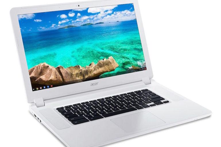 Acer Chromebook 15  770x513 - ACER lance le premier Chromebook 15 pouces