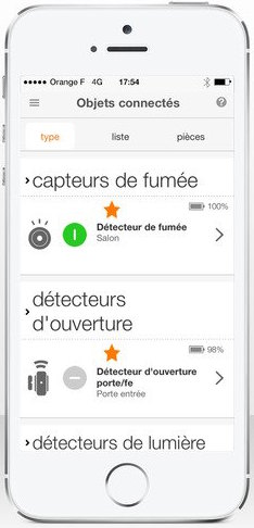 Homelive app store - Test HomeLive, la box domotique by Orange