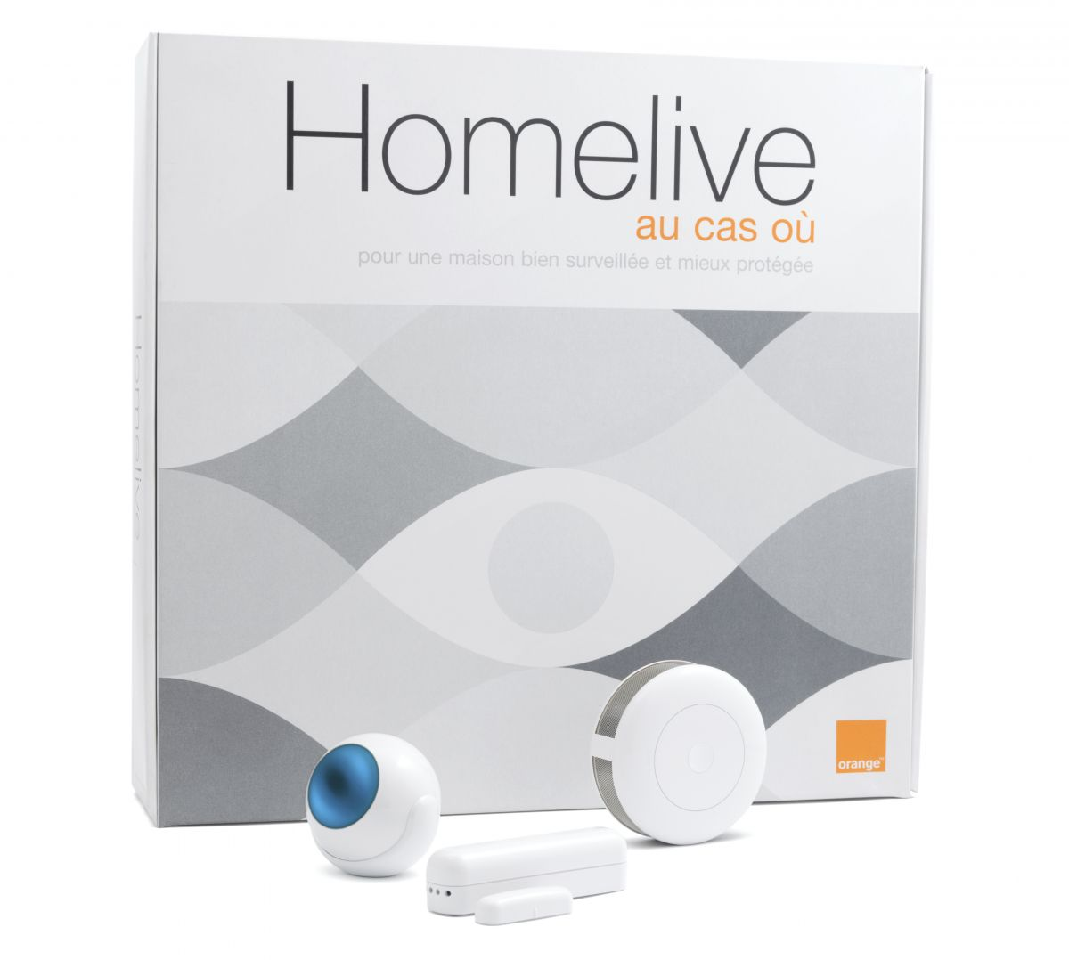 Pack Accesoires Homelive - Test HomeLive, la box domotique by Orange
