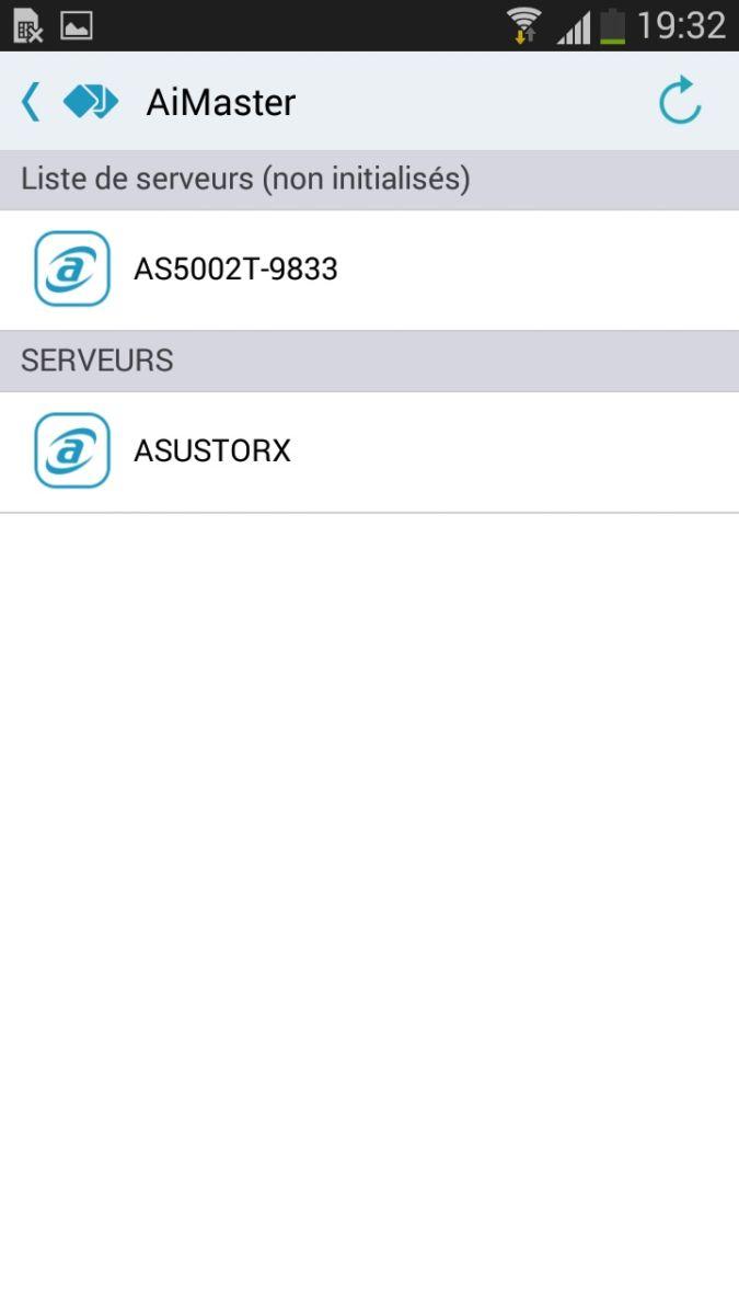 Screenshot 2015 02 25 19 32 02 - Initialisation d'un NAS Asustor avec Android