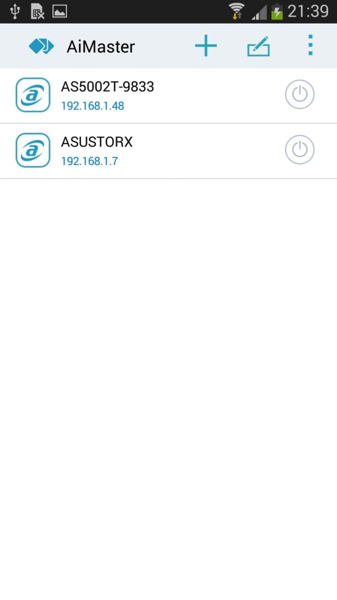 Screenshot 2015 02 25 21 39 18 - Initialisation d'un NAS Asustor avec Android