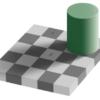 echiquier 100x100 - 10 illusions d'optiques hallucinantes