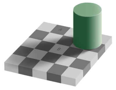 echiquier - 10 illusions d'optiques hallucinantes