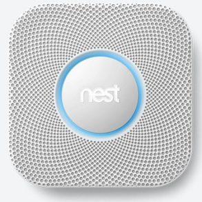 nest protect 293x293 - Les détecteurs de fumée et Nest...