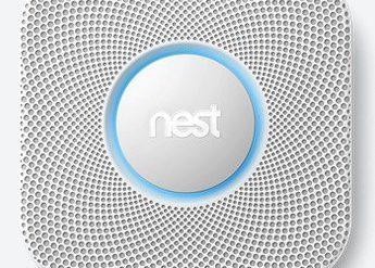 nest protect 345x247 - Les détecteurs de fumée et Nest...