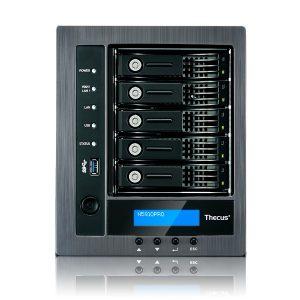 THECUS N5810PRO face 300x300 - NAS - Thecus présente le N5810Pro