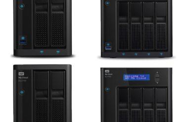 WD My Cloud 370x247 - WD lance 4 nouveaux NAS My Cloud : EX2100, EX4100, DL2100 et DL4100