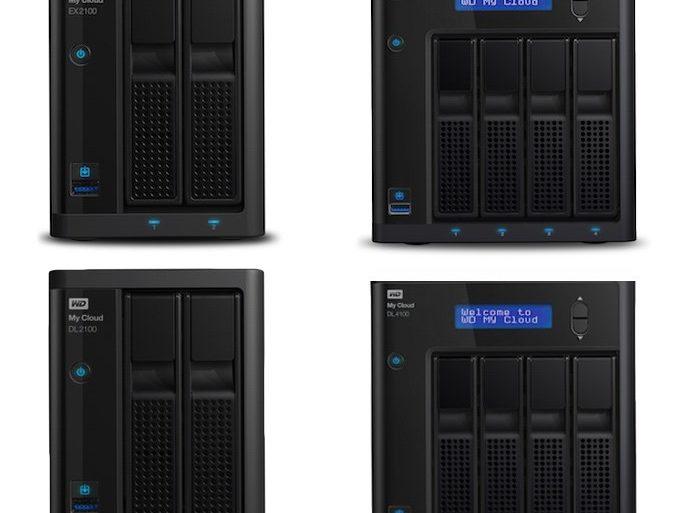 WD My Cloud 675x513 - WD lance 4 nouveaux NAS My Cloud : EX2100, EX4100, DL2100 et DL4100