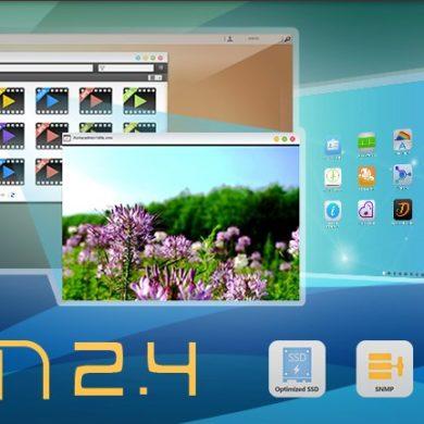 adm 24 390x390 - ADM 2.4 disponible pour les NAS Asustor