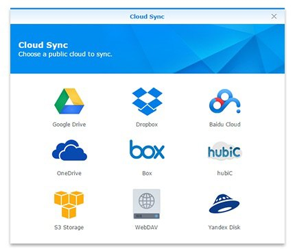 cloud sync DSM 52 - NAS - Synology DSM 5.2 est disponible en Beta