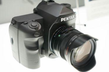 pentaxfullframe 03 370x247 - Pentax expose son Full Frame au CP+ 2015