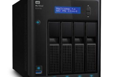 WD MyCloud EX4100 370x247 - WD My Cloud EX2100 et EX4100