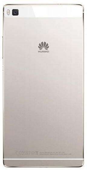 huawei p8 arriere - Huawei P8 : Full HD et capteur photo 13 Mpx à partir de 499€
