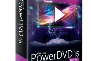 powerdvd 15 370x247 - PowerDVD 15 disponible : TrueTheater Color & Sound, WASAPI, ISO Blu-ray & DVD, 4K, accélération matérielle H.265 et H.264