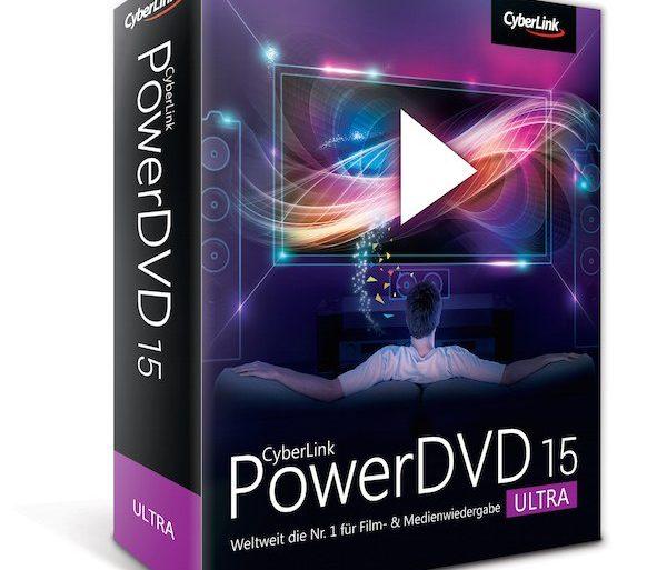 powerdvd 15 600x513 - PowerDVD 15 disponible : TrueTheater Color & Sound, WASAPI, ISO Blu-ray & DVD, 4K, accélération matérielle H.265 et H.264