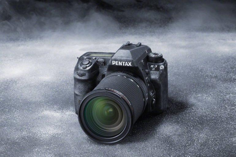 Pentax K 3 II DSLR camera 770x513 - PENTAX K-3 II - Simple évolution du boitier ou...