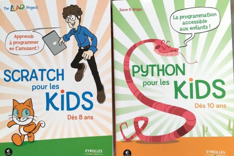 "kids eyrolles 770x513 - ""Scratch"" & ""Python"" pour les kids..."