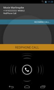 redphone call appel 180x300 - 5 outils pour protéger votre vie privée en ligne