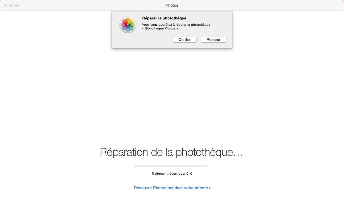 reparation phototheque - Astuce Photos sur Mac – Nettoyage, doublons et optimisation...