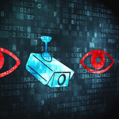 surveillance 390x390 - 5 outils pour protéger votre vie privée en ligne