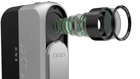 DxO ONE 6 lames - DxO ONE, le compagnon photo pour iPhone : 20 Mpx, SuperRAW, Vidéo HD