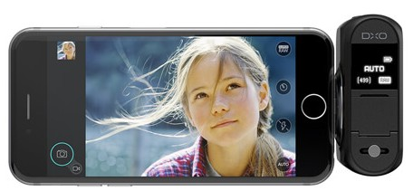 DxO ONE - DxO ONE, le compagnon photo pour iPhone : 20 Mpx, SuperRAW, Vidéo HD