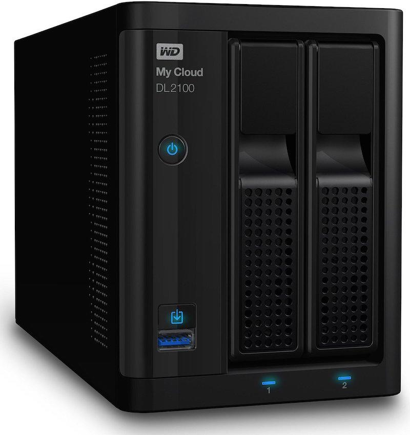 WD-DL2100