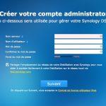 compte utilisateur 150x150 - Test du NAS 2 baies - Synology DS215+