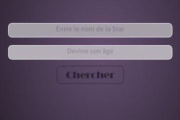 interface lebonage1 370x247 - LeBonAge - L'application pour connaitre l'âge d'une personnalité