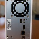 qnap ts 251C arriere 150x150 - Test QNAP TS-251C : un NAS 2 baies pas cher avec HDMI