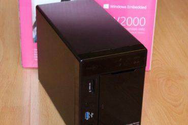 thecus w2000 370x247 - Test NAS - Thecus W2000