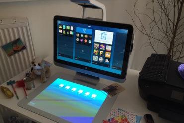 HP SPROUT 370x247 - Mon avis sur le nouvel ordinateur Sprout de HP !