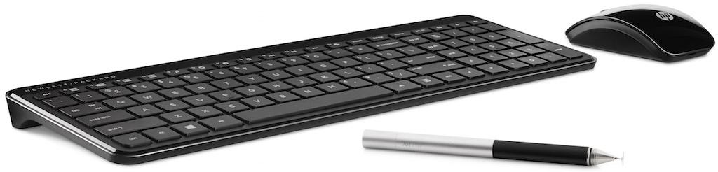 HP Sprout clavier souris stylet - Mon avis sur le nouvel ordinateur Sprout de HP !