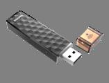 SanDisk Connect Wireless Stick - SanDisk Connect Wireless Stick, le nouveau 2 en 1