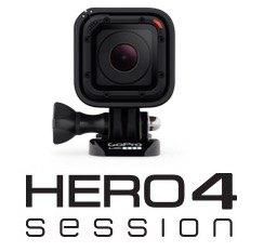hero4 Session - GoPro Hero4 Session : petite, légère et une belle autonomie