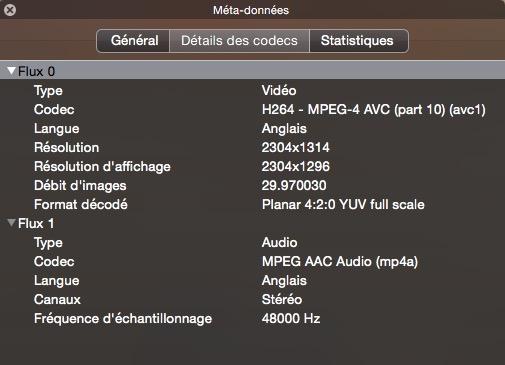Capture VLC XIAOMI Yi - Test de la caméra Xiaomi Yi Sport
