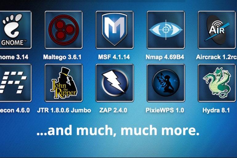 Kali linux 20 770x513 - Kali Linux passe la seconde
