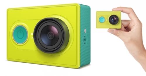 xiaomi yi sports camera - Test de la caméra Xiaomi Yi Sport