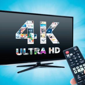 4K Ultra HD 293x293 - Ultra HD / 4K : Démo de constructeurs, bandes annonces...