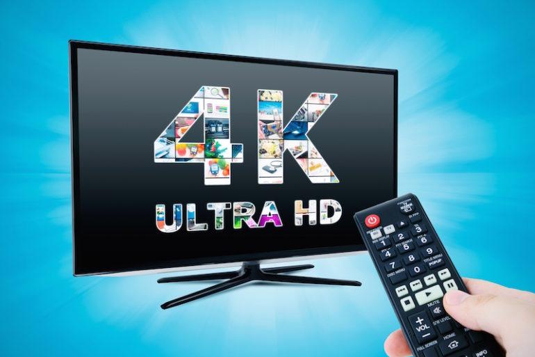 4K Ultra HD 770x513 - Ultra HD / 4K : Démo de constructeurs, bandes annonces...