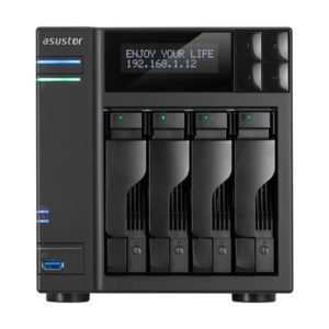 NAS AS6204T 300x300 - NAS - ASUSTOR AS6102T, AS6104T, AS6202T et AS6204T