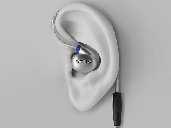 RHA T10 oreille - Test des écouteurs RHA T10 / T10i
