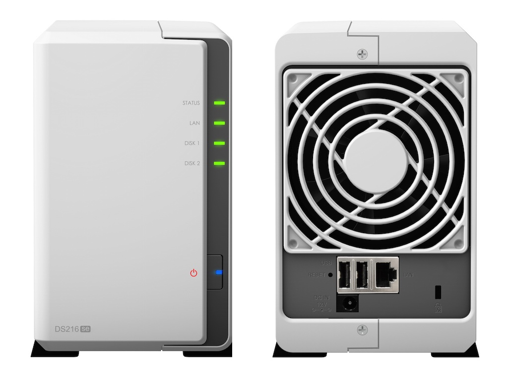 Synology-DS216se
